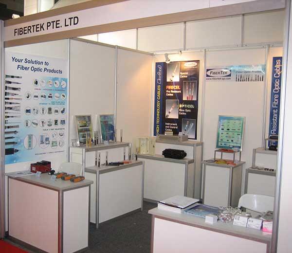 FiberTek Pte Ltd (Singapore, Singapore) - Phone, Address